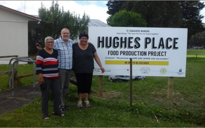 Hughes Place Project